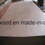 Bestes Preis-Qualität Okoume Furnierholz mit Furnier-Blattgesicht