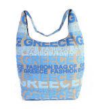 外国貿易のハンドバッグの方法文字のキャンバス袋の多機能のショルダー・バッグの大きい容量のミイラ袋
