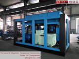 公認ISO9001工場Twin 回転式ねじ圧縮機