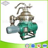 Separador de descarregamento automático de alta velocidade do centrifugador do disco de 3 fases