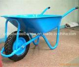 Global Market (WB5009)のための中国の庭Cart Colorful Wheelbarrow