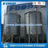 Qulified la plupart de silo matériel en acier populaire de céréale