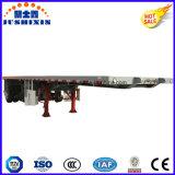 3 Semi Aanhangwagen van de Container van het Vervoer van de as Flatbed voor Verkoop
