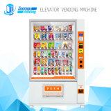 Máquina expendedora automática de la bebida de la capacidad grande con el elevador