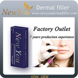 Ce nuevo usted llenador inyectable de Demal de los cosméticos del ácido hialurónico