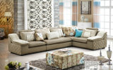 Mobília do sofá da sala de visitas da alta qualidade de Desalen (696C)