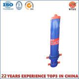 Type de FC cylindre hydraulique télescopique pour la remorque de vidage mémoire