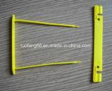 Sujetador de papel del plástico/del metal