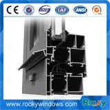 Rocheux pour Windows et des profils en aluminium anodisés par portes
