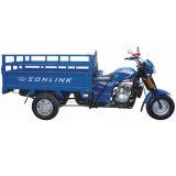 Triciclo de la motocicleta de la rueda de SL200zh tres