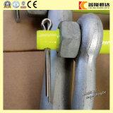 G-210私達タイプ炭素鋼の造られた弓手錠