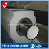 Plastik-PET-HDPE-LDPE-Rohr-Gefäß-Strangpresßling-Extruder-Maschinen-Zeile