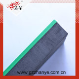 Long Light Green Sanding Block