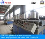 Machine en plastique en plastique d'extrusion de panneau de la feuille Extruder/WPC de PVC