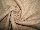 Blenched шерстями ткань вереска серая шерстяная