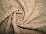 Tela de lana gris Blenched lanas del brezo