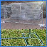 Cerca provisória galvanizada alta qualidade da ligação Chain, cerco da ligação Chain