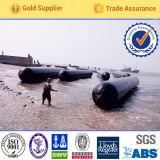 Sacos hinchables inflables del barco de goma de la resistencia de desgaste