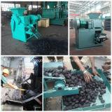 Linha máquina da imprensa da esfera do carvão amassado para a poeira de carvão/carvão vegetal/ferro
