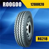 Neumático radial del carro y del omnibus, neumático de la polimerización en cadena y de TBR, neumático de coche sin tubo (11.00R20, 12.00R20)