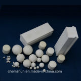95% keramische reibende Media Al2O3 für Bergbau-industrielles Kugel-Tausendstel