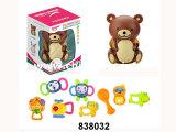 Het plastic Elektro OnderwijsStuk speelgoed van de Baby van het Stuk speelgoed (838035)