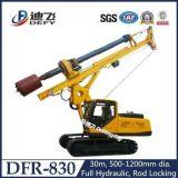 Dfr-520 de Machine van de Boring van de Techniek van de avegaar, de Gravende Machine van Pool