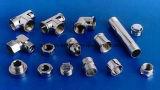 Pièces de moulage de précision d'acier inoxydable pour le matériel de tuyauterie