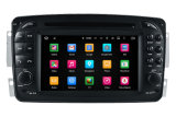ベンツVaneo/Viano/Vito車DVD 2 DINのマルチメディアの航法システムのためのSz Hla Indash車DVD