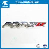 Emblème bon marché de signe de logo de collant d'insigne de laser