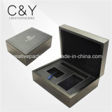 Black Wooden Watch Box with SGS