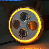 차 부속품 7 인치 지프 Headlamp