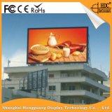 Ultradünne super helle farbenreiche P6.25 LED Videodarstellung