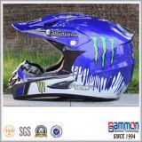 Capacete fresco especial de Motorcross com grafittis (CR402)