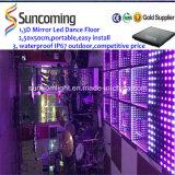 Madrix, DMX, écart-type, effet LED Dance Floor d'illusion de commande de PC