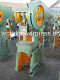 Máquina excêntrica Inclinable da imprensa de potência de 16 toneladas