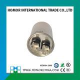 Tipo redondo capacitor do caso de alumínio da condição 5UF 250V do ar de Cbb65