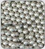 Нержавеющая сталь 304 шарика 6.35mm