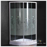 목욕탕 Door 또는 샤워실 또는 Shower Enclosure Glass Tempered Glass