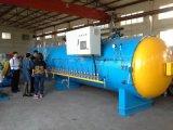 セリウムISO SGSの証明書が付いている自動加硫タンク