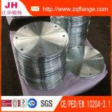 Il acciaio al carbonio di JIS 20k ha forgiato la flangia del tubo