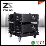 Sistema acustico della fase di potere PRO audio