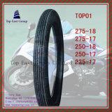 حجم 225-17 250-17 275-17 250-18 275-18 فائقة نوعية [إيس] نيلون [6بر] درّاجة ناريّة إطار العجلة