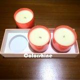 Rectanagle Qualitäts-Kerze-Papier-Verpackungs-Geschenk-Kasten