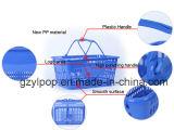 Qualité Hot Sale Plastic Fruit Basket pour des mémoires de Fruit