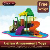 1176 conception colorée pour plastique en plein air Aire de jeux pour le parc (12092A)
