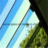 auvent de 3-6mm Nahsiji/glace en verre en bronze d'auvent