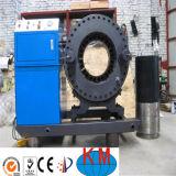 Máquina de friso hidráulica Km-91k para a mangueira 14inch hidráulica