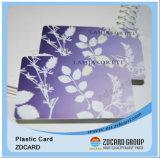 De plastic IC van het Contact Slimme Lege Kaart RFID van de Spaander