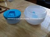 Пластичная коробка обеда с ложкой (BW260)